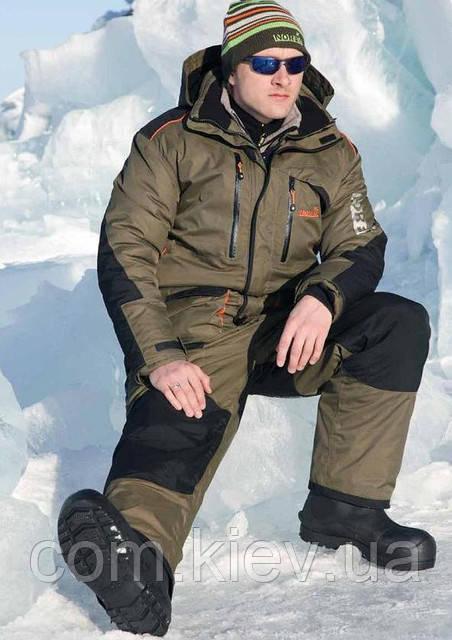 Зимний костюм Norfin Discovery XXXL Хаки