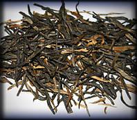 Китайский красный чай Императорский Юнань в  оригинальной упаковке 100 грамм