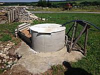 Випробування  води  колодязів, свердловин, джерел