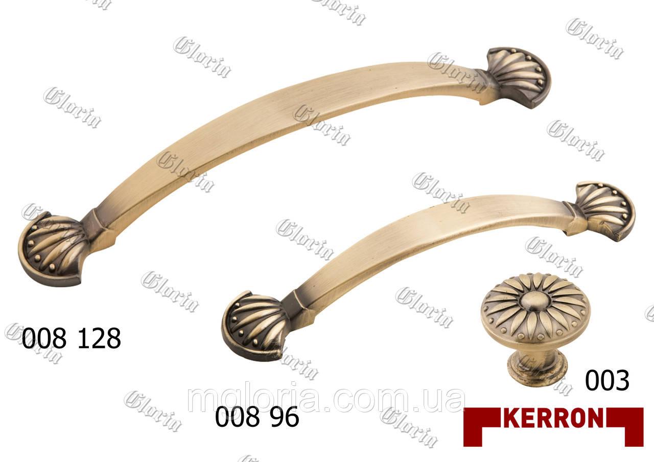 Ручки мебельные Kerron RS-008 BA