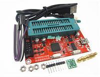 Программатор чипов микроконтроллеров микросхем USB PIC SP200S  для Atmel/MICROCHIP/SST/ST/WINBOND/SCM