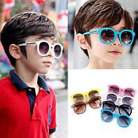 Солнцезащитные очки детские  Чёрный