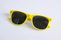 Солнцезащитные очки детские WF Жёлтый