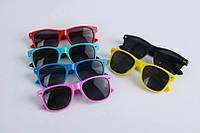 Солнцезащитные очки детские WF Синий