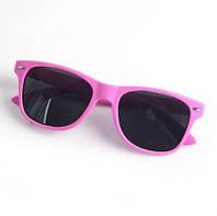 Солнцезащитные очки детские WF Розовый