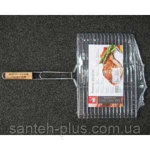 Решетка для барбекю WellBerg 7463 64X37X25 см