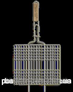 Решетка для барбекю WellBerg 7461 69X25X26 см