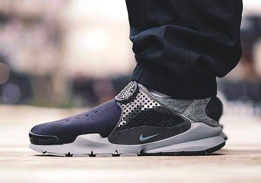 new style c31eb 2a613 Nike Sock Dart Fleece Black