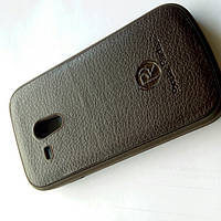 Чехол Silicon Popular Raiders Samsung S7562, S7560 черный