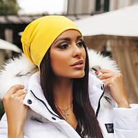 Ультрамодные женские шапки