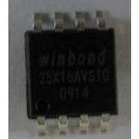 Микросхема Winbond W25X16VSIG для ноутбука