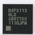Микросхема R4F2113NLG для ноутбука