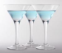 Набор бокалов 220 мл. для мартини 6шт в наборе ST 7051