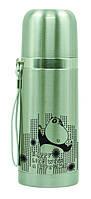 Термос питьевой вакуумный Con Brio (CB-333), 350 мл