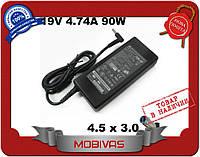 Блок питания Asus 19V 90W 4.74A 4.5x3.0 (B), фото 1