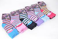 Детские махровые носки на девочку р.28-30 (Арт. C131/28-30)
