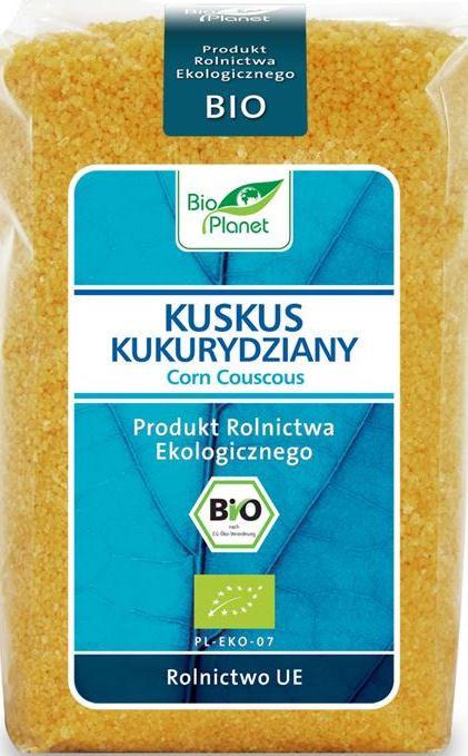 Bio Planet кус кус кукурудзяний 400 г