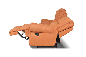 """Тримісний диван з реклайнером """"Sydney"""" (Сідней), фото 2"""