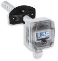 KFTF-20_MODBUS_PLEURO_LCD - канальный датчик влажности и температуры
