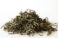 Китайский зеленый  чай  ХуанШань Маофэн  высший сорт в  оригинальной упаковке 100 грамм