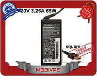 Блок питания адаптер Lenovo 20V 3.25A 65W USB Yoga