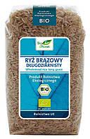 Bio Planet рис довгий цільнозерновий 500 г