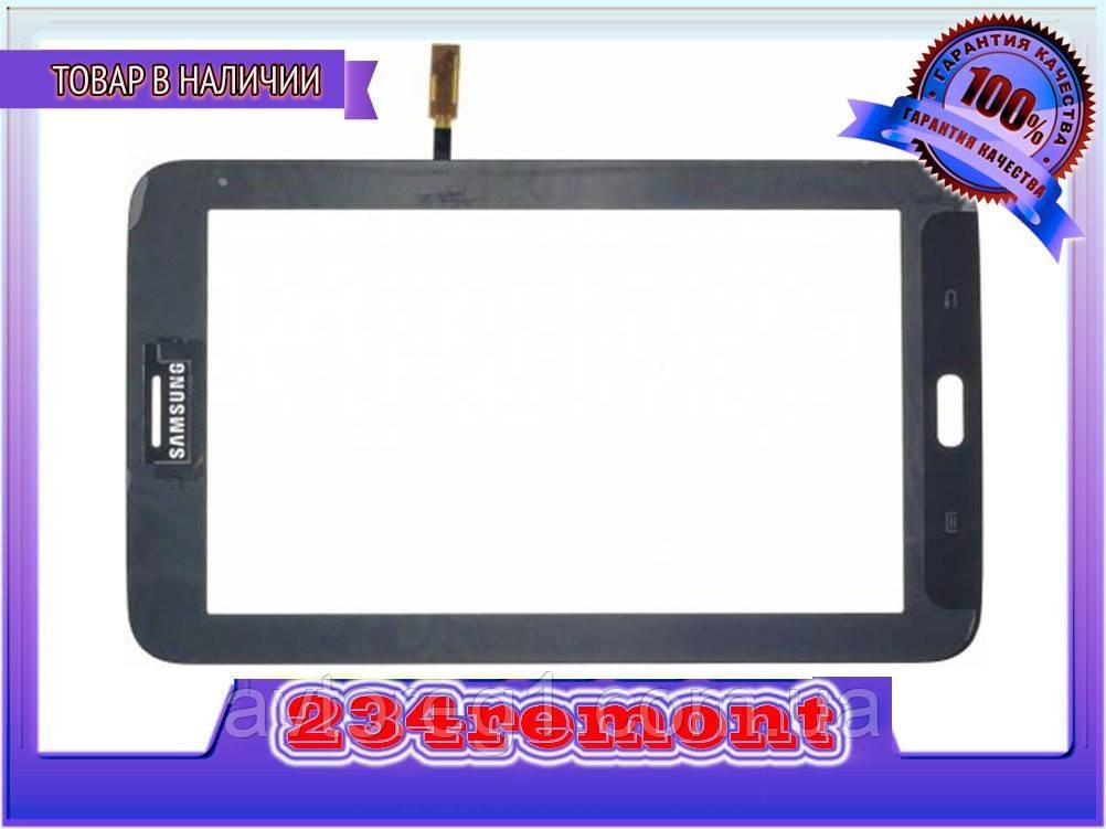 Защитное стекло Samsung T113 Black , тачскрин