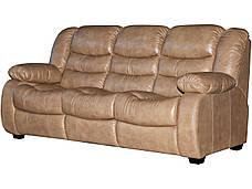 Стильный диван для гостиной с механизмом реклайнер - Манхэттен, фото 3