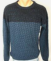 Мужской турецкий стильный свитер