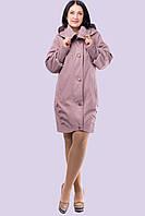Модная женская куртка больших размеров 54-64 размеров, фото 1
