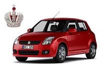 Автостекло, лобовое стекло SUZUKI SWIFT (Сузуки Свифт) 2005-2010