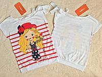 Красивые футболки для девочек