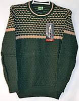 Зеленый свитер от 5 до 11 лет Udi kids