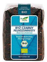 Bio Planet рис чорний цільнозерновий 400 г
