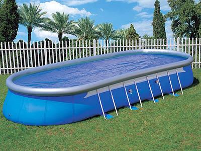 Каркасні та надувні басейни