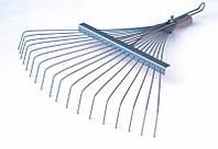 Грабли веерные без ручки усиленные, фото 1