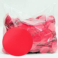 Конфетти Кружки Красные