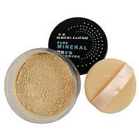 Минеральная рассыпчатая пудра Love Alpha Mineral Sheer Finish Loose Powder 01 Natural