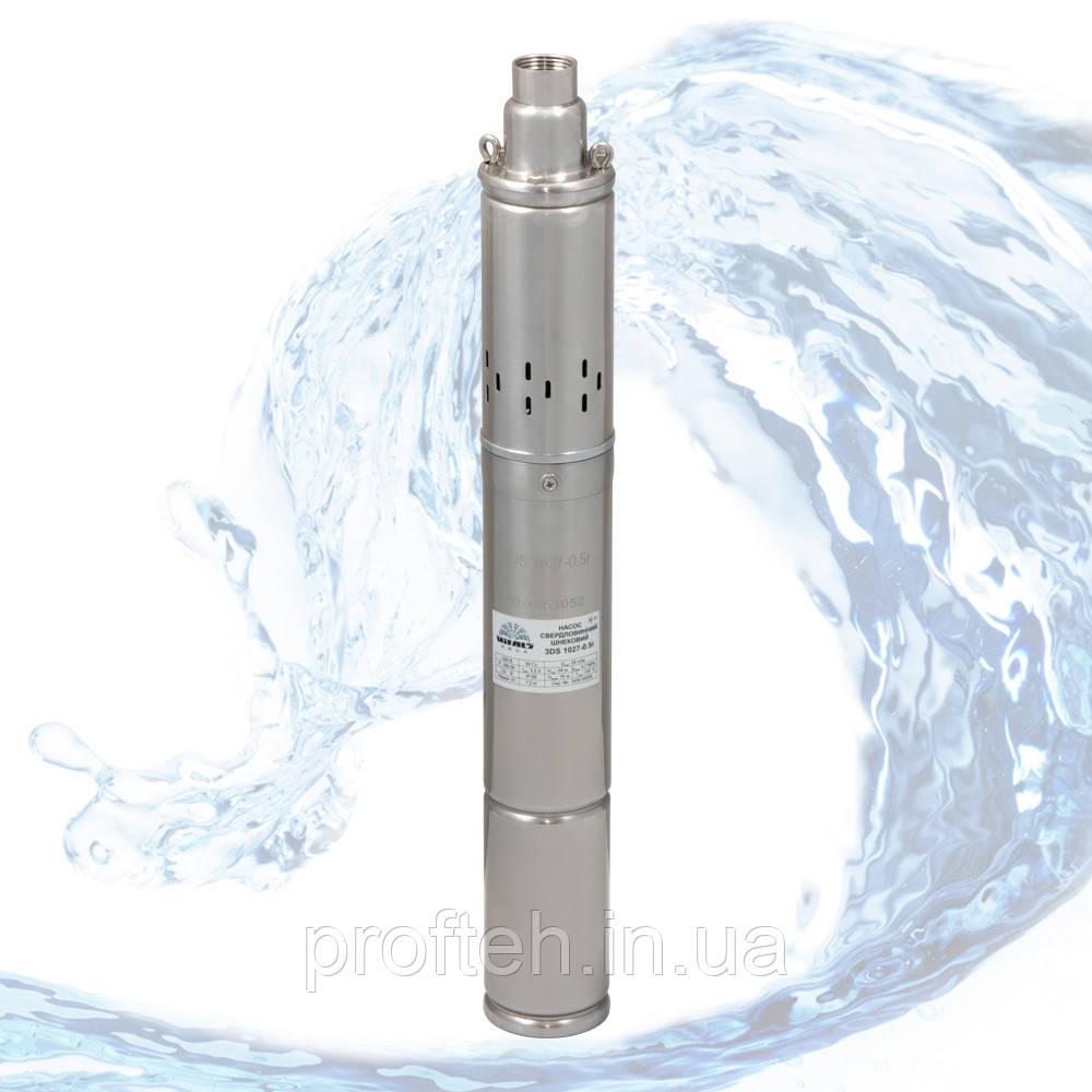 Насос погружной скважинный шнековый Vitals aqua  3DS 1027-0.5r  (Бесплатная доставка)