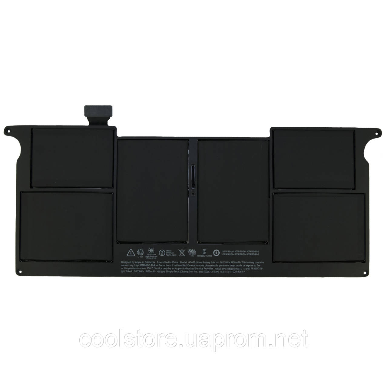 "Батарея A1495 для Macbook Air 11"" 2013-2015гг. A1465"
