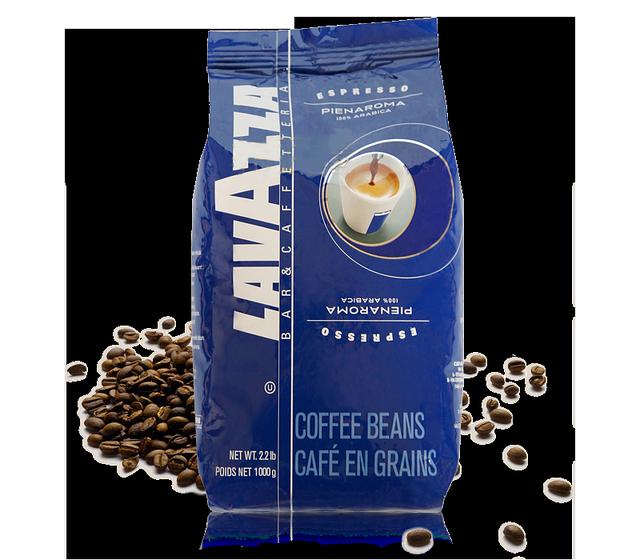 Кофе в зернах Lavazza Espresso Pienaroma 1 кг.