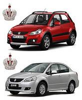 Автостекло, лобовое стекло SUZUKI SX 4 (Сузуки сх 4) HatchBack / Sedan 2006-