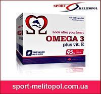 Olimp Omega 3 45% + vit E 120 капс.