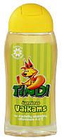 Детский шампунь Tindi с экстрактами календулы и витаминами А и Е 210мл (4427)