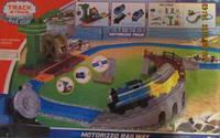 Железная дорога паровозик Томас с ядром