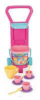 Детский игровой набор с тележкой Пикник Wader