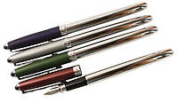 """Ручка перьевая металлическая FP901 (серая, красная, фиолетовая) """"Baixin"""""""