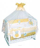 Детский постельный комплект Мой мышонок (8 элементов) Тигрес 4823061510488