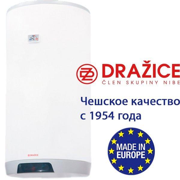 Водонагреватели косвенного нагрева и комбинированны DRAZICE