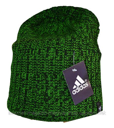 Шапка мужская теплая Adidas